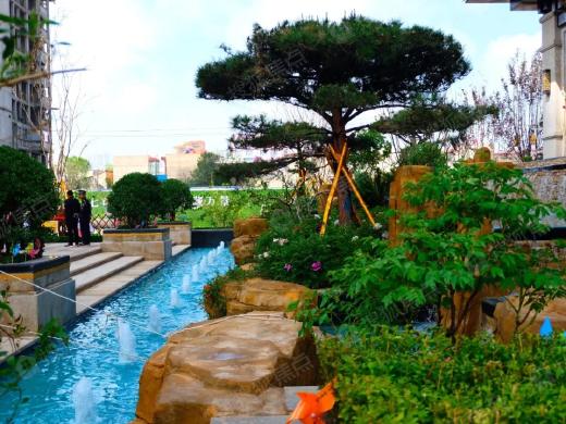 永生紫御华府 打造绿色生态的公园式住区 唤醒你心中的公园梦