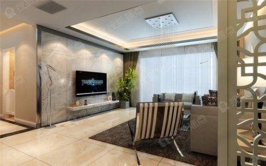 大华曲江公园世家装修, 教你如何用9万装修四居室设计。