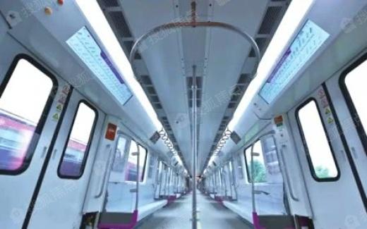 """成都地铁5号线预计年底开通! 一二期北段""""电通""""!"""