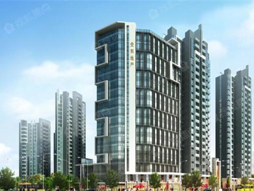 保山市观城国际期房 均价5000元/m²