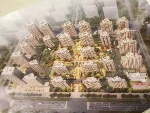 碧桂园凤凰台1号、3号楼预计2020年12月底交房