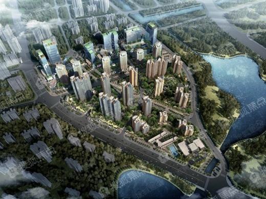 蕉门河中心区:南沙自贸区真正意义上的城市中心