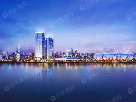 浙江旭辉 总价仅约508万起,掀起一场湘湖畔的墅居狂欢