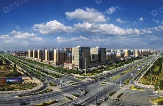 区域报告|兰州新区住宅供需两旺 商业竞争加剧