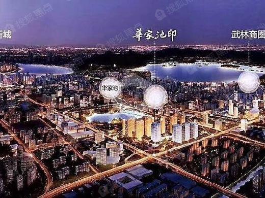 杭州「绿地华家池印」精装公寓!杭州绿地华家池印售楼处