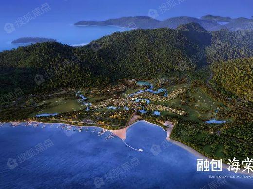 融创海棠湾:山海大境之处,一墅芳华压海棠