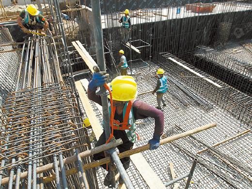 石家庄中央商务区部分工程明年5月基本完成 或将带动周边楼市