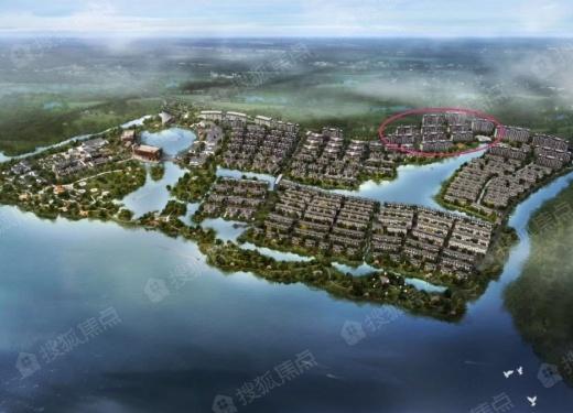 苏州【水月周庄】湖景洋房 上海交界处住宅 楼盘详情介绍