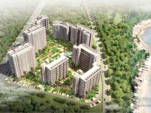 三亚山(水三千)项目A#住宅楼和F#商业楼预售