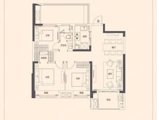 置业顾问任森发布了一条禹洲中央城的抖房