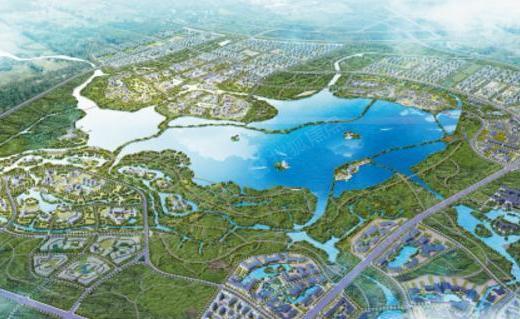 主城内何处寻真正的湖居品质生活?这几个楼盘不可错过!