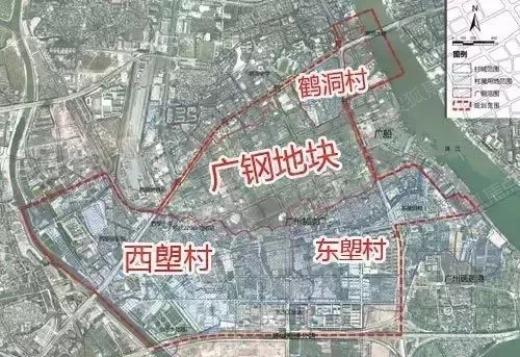 广州市区这条村改造来了!隔壁广钢新城6万+,你说发不发!