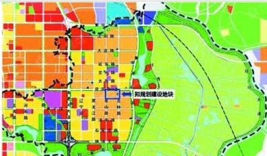 合肥滨湖将建140亩生态新城 周边楼盘一览