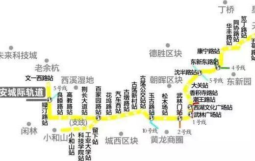 拱墅区地铁盘找哪里?莫干山路沿线五盘可选