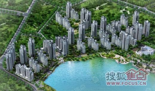 享受园林式生活 中国风楼盘大赏