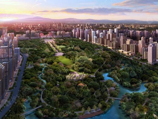 公园大道头排大平层,体验城市宽阔的生活空间