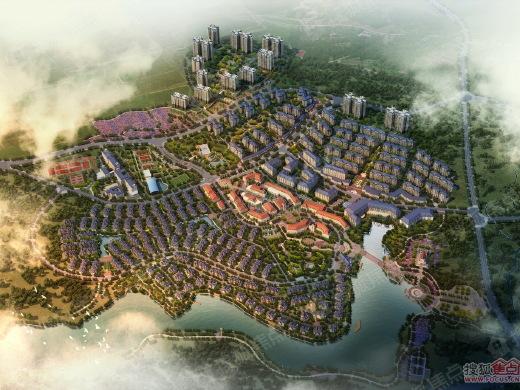 重庆北碚爱情谷