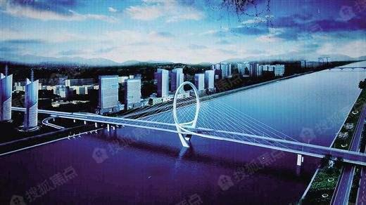 白沙大桥进度顺利年底通车 4大热盘不容错过