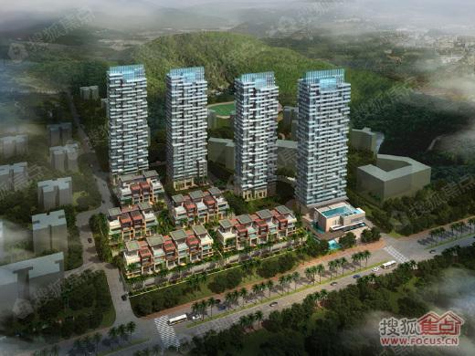 珠海变国家森林城市 2.8万起选市区公园盘