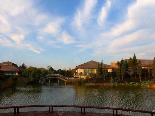 常州西太湖被盘活 某盘188套房入市一家独大
