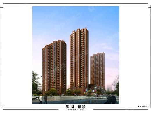 已推二期装修高层17000公寓15000