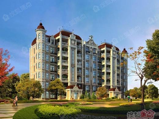 旧貌换新颜 富力领衔开发区7旧城改造新进展