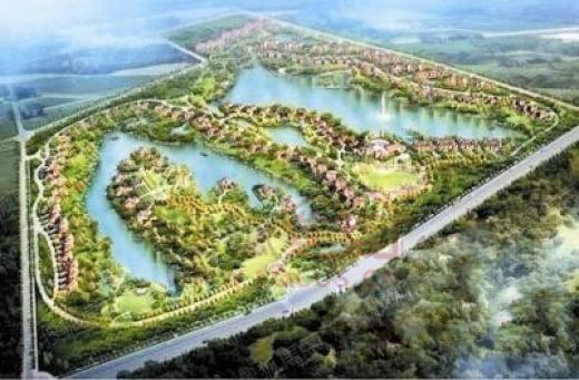 """在乌鲁木齐买这些""""公园房"""" 安家公园里"""