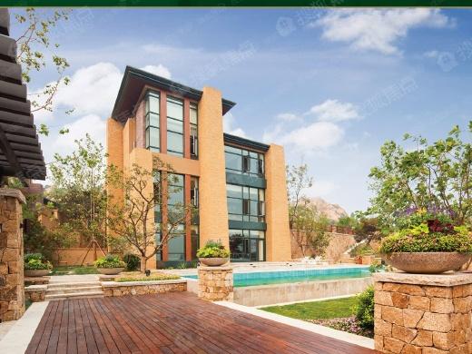 购买别墅赠送600平米花园 全款95折优惠
