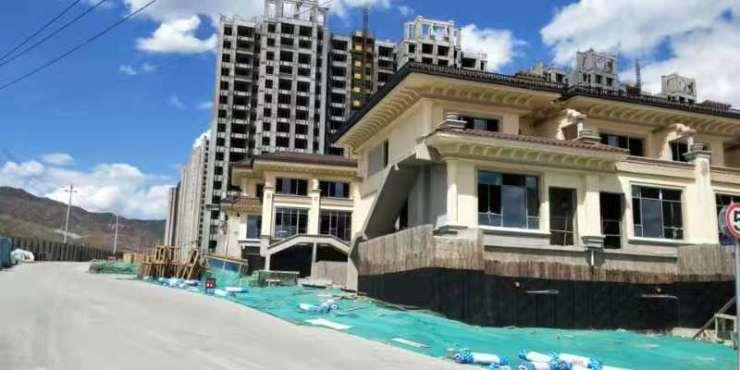 怀来房产:京北恒大国际文化城别墅现房总价120万起