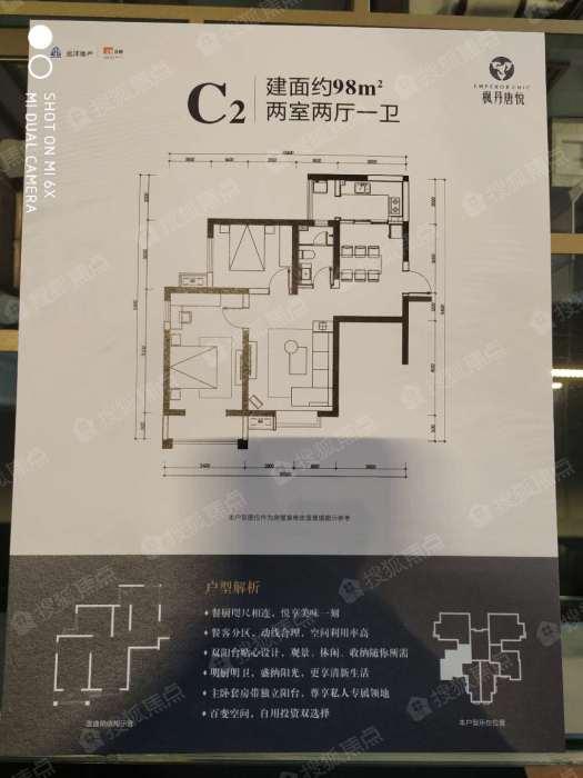 远洋合能枫丹唐悦插图(2)